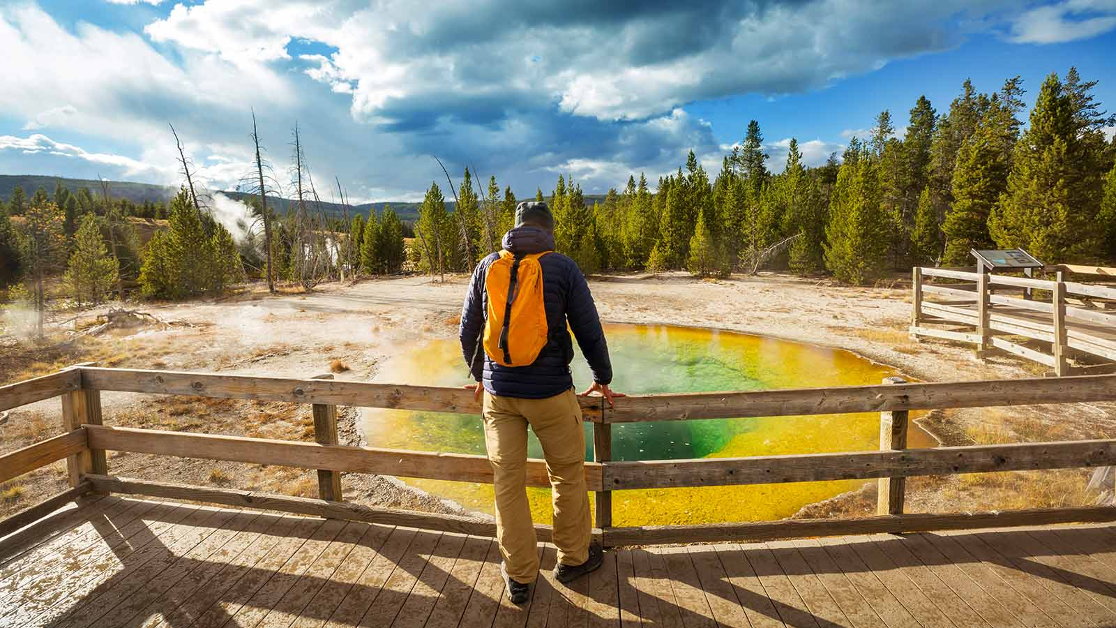 What To Pack For Your Yellowstone Vacation