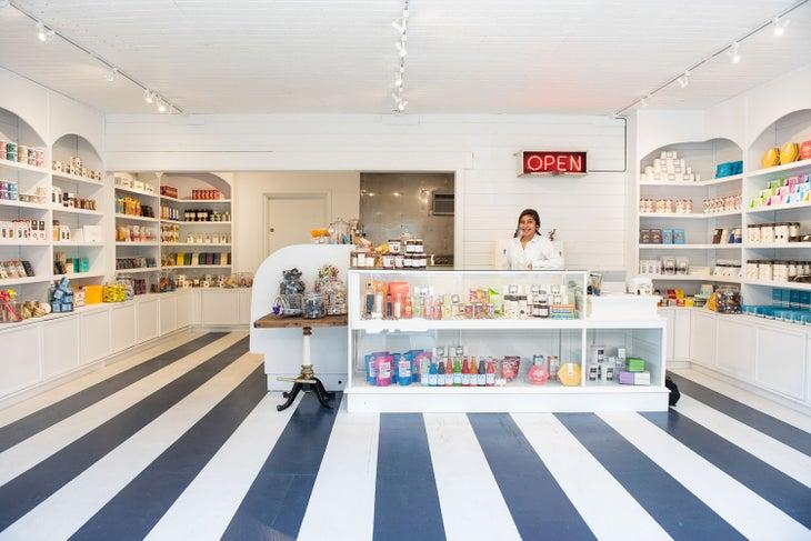 Mursell's Sweet Shop in Jackson, Wyo.